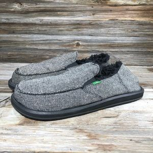 Sanuk Shoes - NWT Sanuk Vagabond Chill Sandals Men 11